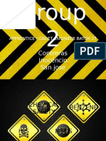 Safety Report - Group 2.pptx