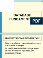 Ch6 Database Mgt
