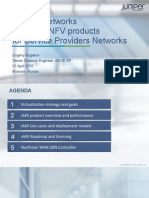Ebugakov Juniper Nfv in Sp Networks 21042015 Ver2