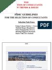 FIDIC WS 9 Colasan Selection