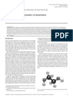 Hydrophilic Characterization of Automotive Brake Fluid