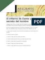 El Infierno de Dante y El Secreto Del Hombre