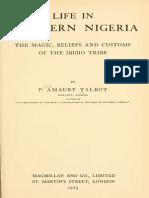Life in Southern Nigeria