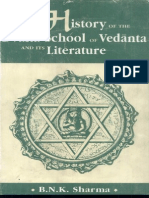 A History of Dvaita School of Vedanta and Its Literature