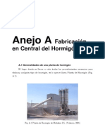 Fabricación en Planta de Hormigón