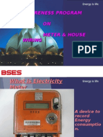 Meter House Wiring Presentation