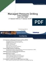 Mnaged Pressure Drilling.ppt