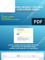 How to Approve Request for Data Correction in the Lis for School Head by Acmedrano (1)