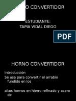 Horno Convertidor