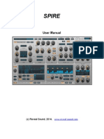 Reveal Sound Spire User Manual