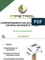 2. COMPORT. DE AFLUENCIA DEL SIST. YACIMIENTO - POZO - INSTALACIONES FINAL.ppt