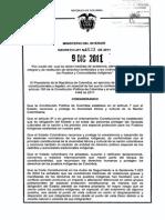 Decreto 4633 Comunidades Indigenas