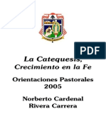 OP 2005 Catequesis