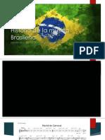 Historia de La Música Brasileña