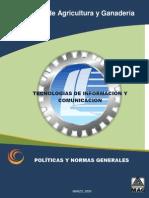POLITICAS DISEÑO-INFORMATICA