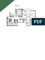 Distribución de Apartamento