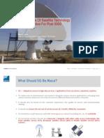 5G and Satellite Technology - TechUK SPF 2014 May 8-1