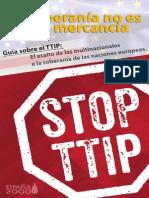 España2000 Sobre El TTIP