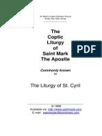 Liturgy of St Cyril