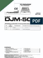 Pioneer DJM500