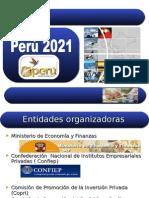 Vision 2021peru