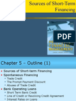 Chapter 05 ST Financing 1ce Lecture 050930