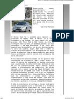 Troca Da Correia Honda Civic 1.6 16v - 1.7 16v
