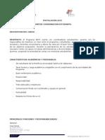 Postulación cargo Monitor Estudiantil segundo semestre 2015