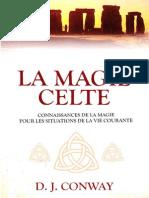 Conway Deanna J. - La Magie Celte