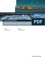 New Drive for Chinas Coal Industry Reference