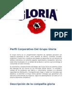 Perfil Corporativo Del Grupo Gloria