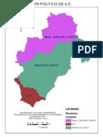 MAPA POLITICO DE ILO