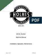 401XL Manual