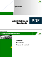 Operacional SAP QM