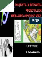 proiect amenajamentul padurilor