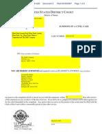 BRAZILIAN v. MENU FOODS INCOME FUND et al - Document No. 2