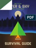 River & Sky Survival Guide 2015
