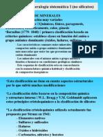 Tema 11 (Mineralogía Sistemática Ia)