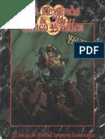 La Leyenda de Los Cinco Anillos 2ª Ed. (ROL)