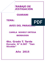 Trabajo Guarani