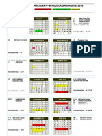 gca academic calendar  website 2015-2016 061815 - gca academic calendar  2015-2016 061815