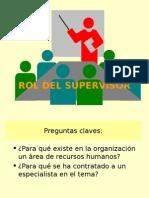1. Rol Del Supervisor Siglo XXI