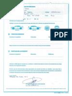 Formulario de registro de simiestro