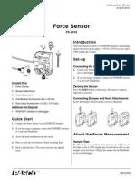 PASPort Force Sensor