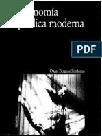 Economía Pública Moderna Capítulo 1