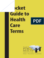 Scphi Pocket Guide to Health Care Terms