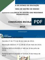 CONSELHOS ESCOLARES 2015.pptx