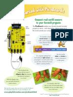 PicoBoard / Scratch Board