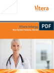 Vitera Intergy 7.10 New System Features
