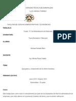 Componentes y Agradaos de La Oferta Monetaria